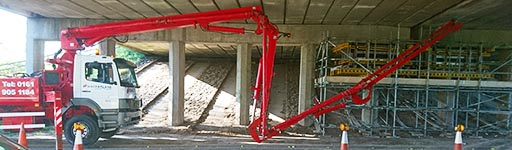 S24X Fold Truck Mounted Concrete Pump
