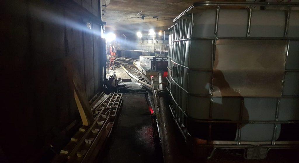 Newcastle Upon Tyne Rail Project